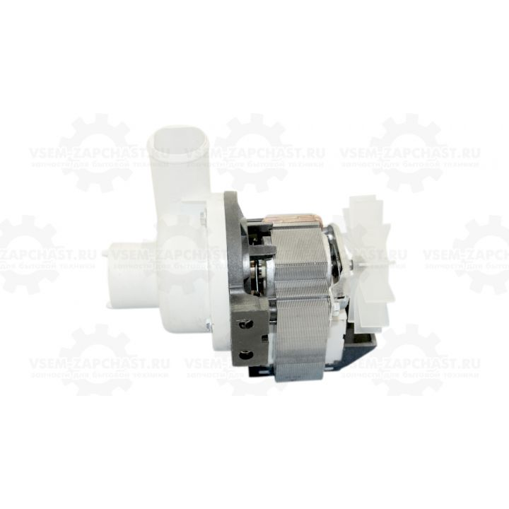 Помпа Plaset 035656 Ariston/Indesit 90W