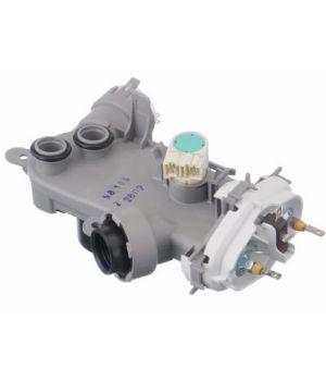 ТЭН 483058 проточный для ПММ Bosch/Siemens