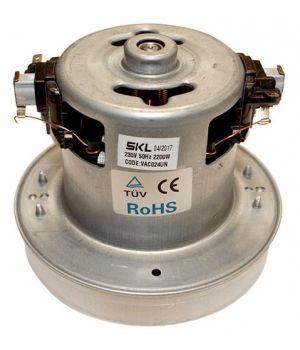 Двигатель VAC024UN моющего пылесоса 2200W