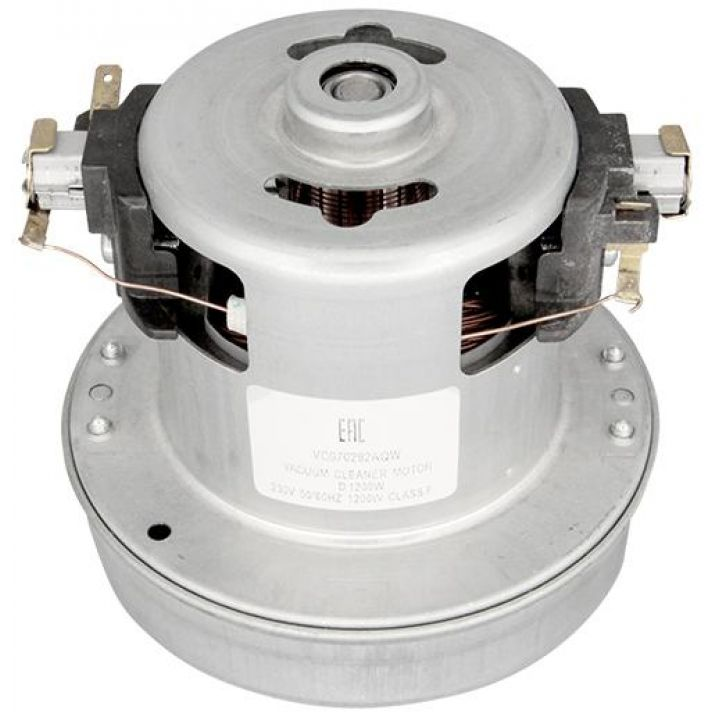 Двигатель VC070292AQW пылесоса 1200W