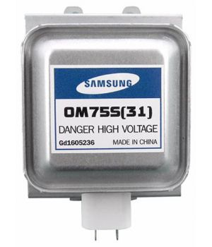 Магнетрон OM75S(31) СВЧ Samsung