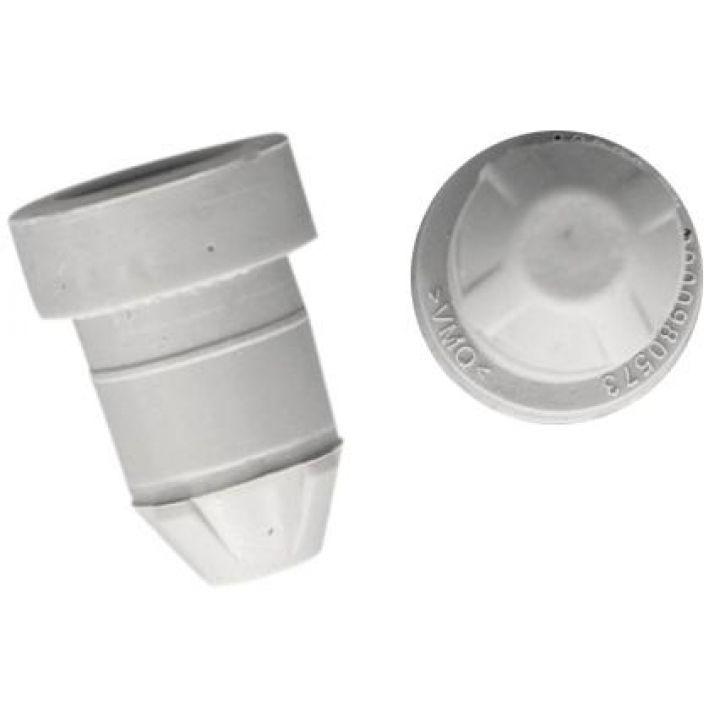Втулки-заглушки бункера 633025 (2шт.) стиральной машины Bosch/Siemens