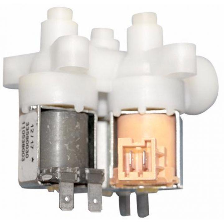 Клапан подачи воды 4071360194 Electrolux/Zanussi 3*90