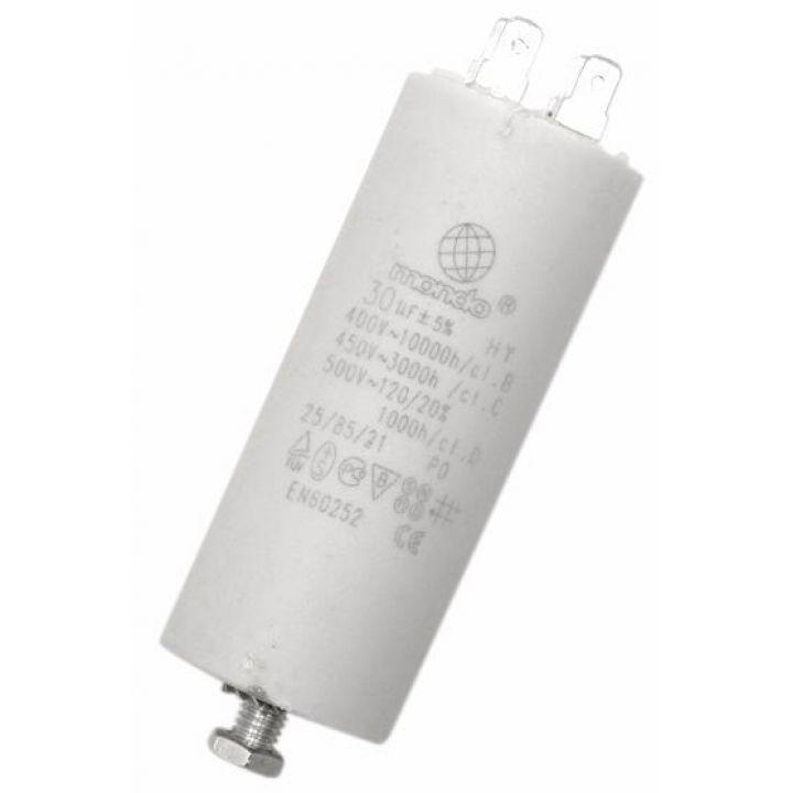 Конденсатор для стиральной машины СВВ60 30МкФ