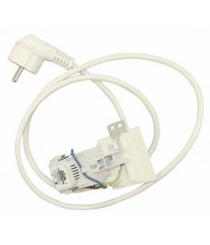Сетевой фильтр + кабель питания 1,2м. Ariston/Indesit 378443