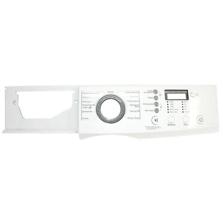 Панель управления AGL33002855 стиральной машины LG